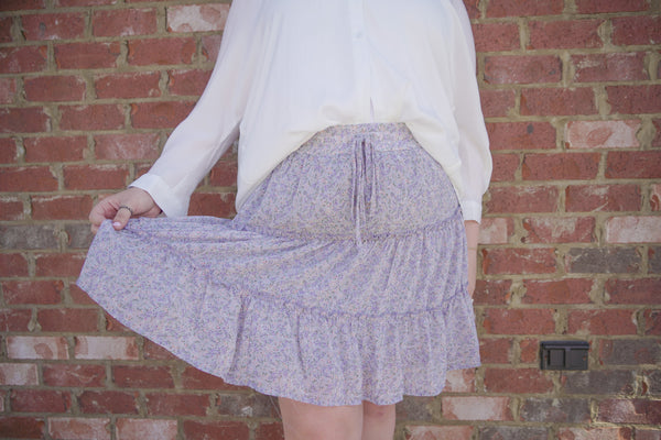 My Floral Flirtation Skirt