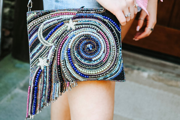 Galactic Glamour Clutch
