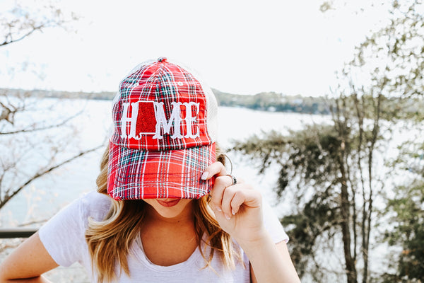 Plaid Home