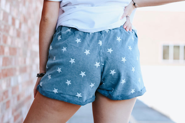 Fly Me To The Stars Shorts