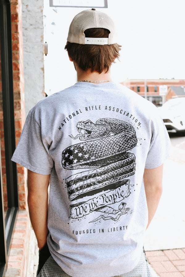 NRA We The People Tee