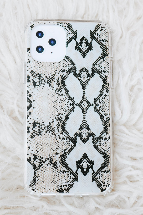 Pretty Python Phone Case