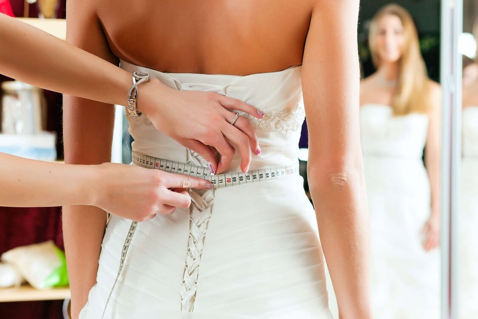Wedding Dress Bridal Gown Alterations Sydney