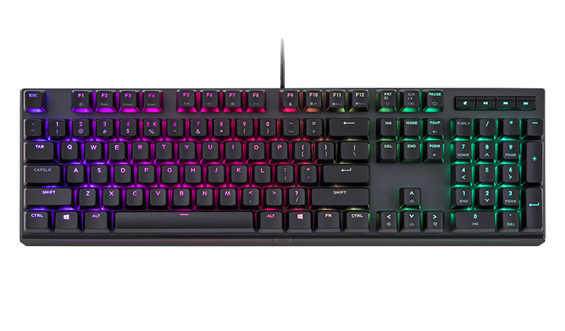 Clavier Cooler Master MK750 - MX Red