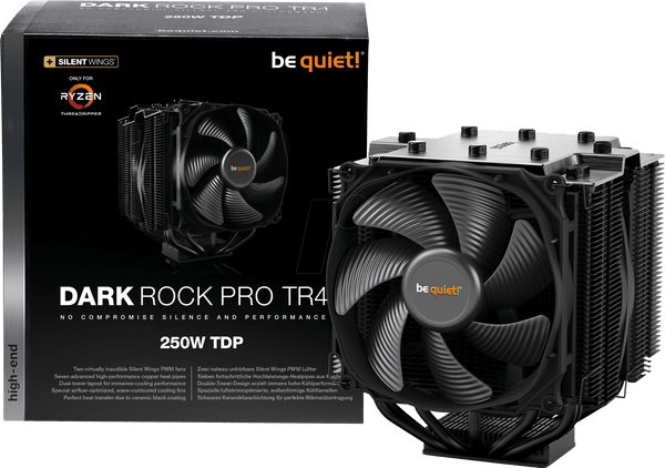 BE QUIET! DARK ROCK PRO TR4