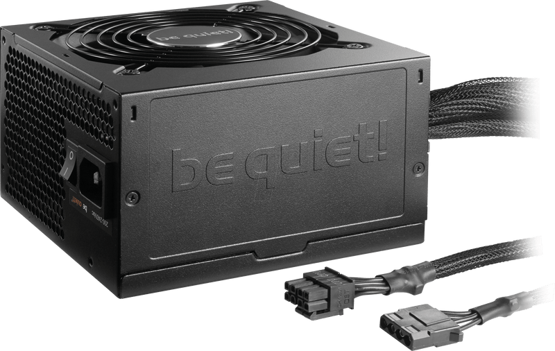 Alimentation BE QUIET! ATX 500W - SYSTEM POWER 9 non modulaire
