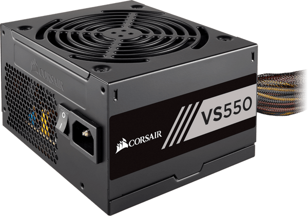 ALIMENTATION CORSAIR ATX 550W 80+