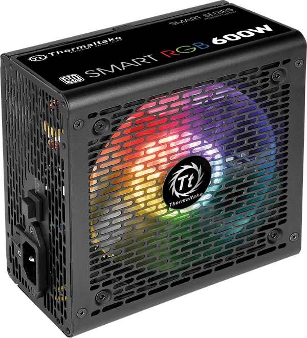 ALIMENTATION THERMALTAKE SMART RGB 80+ 600W