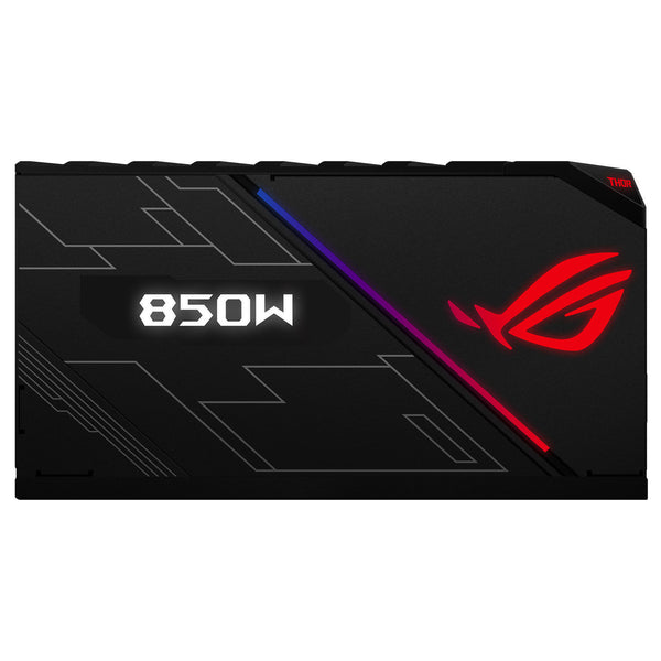 Alimentation ASUS ROG Thor 850W 80PLUS Platinum RGB, republic of gamer