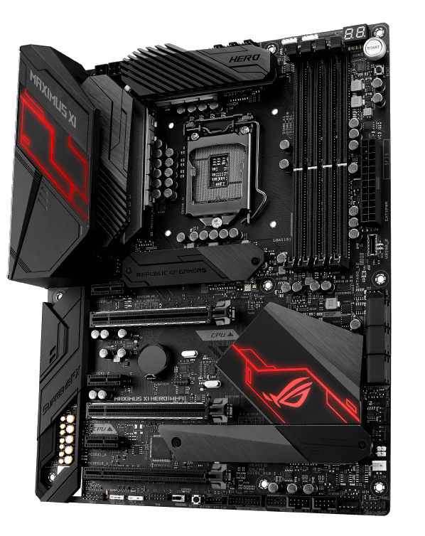 ASUS ROG MAXIMUS XI HERO (WIFI)
