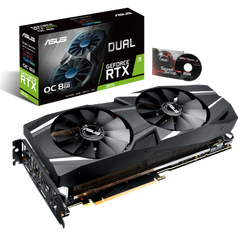 ASUS RTX 2070S A8G EVO *DUAL