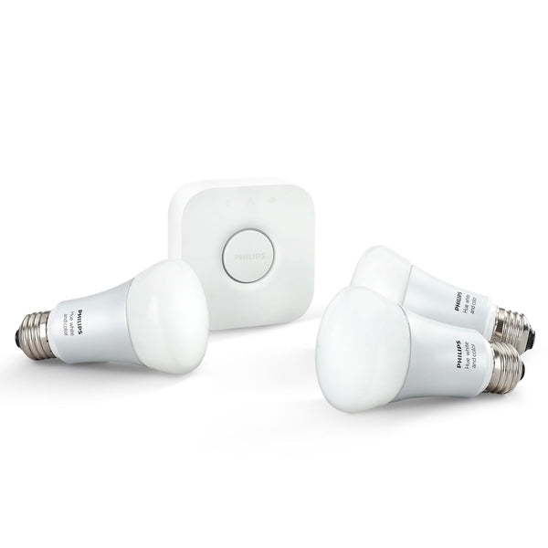 PACK DÉMARRAGE DOMOTIQUE PHILIPS HUE