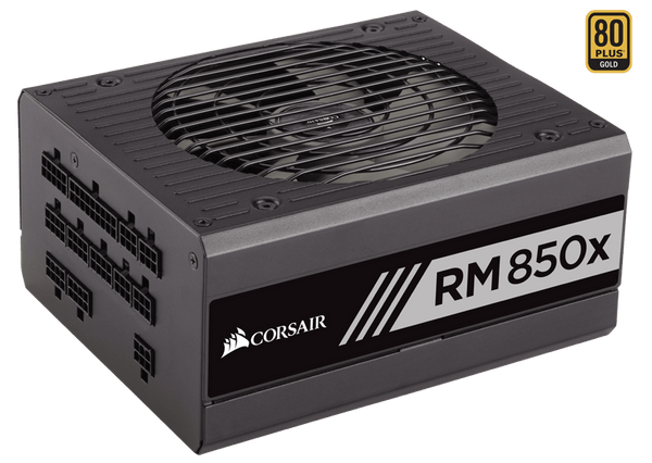 ALIMENTATION CORSAIR 850W RM850X 80+ GOLD