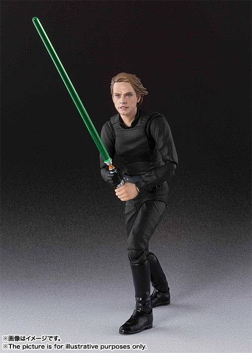 Figurine Articulée S.H.Figuarts - STAR WARS Luke Skywalker