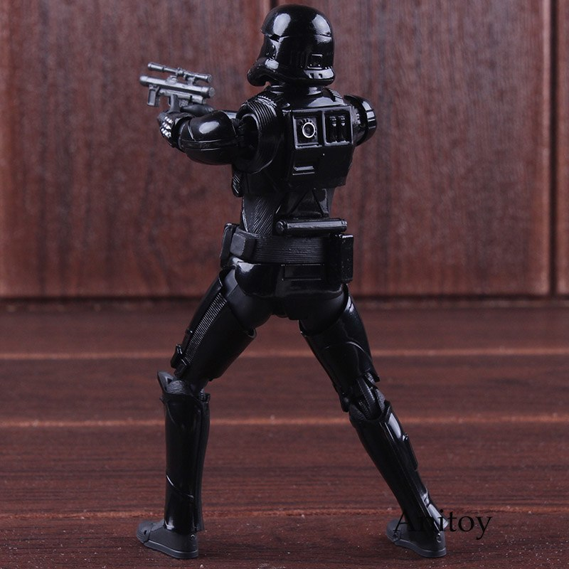 Figurine Articulée S.H.Figuarts - STAR WARS Death Trooper