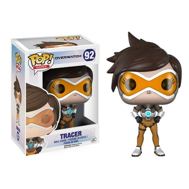 Figurines Funko POP - OVERWATCH
