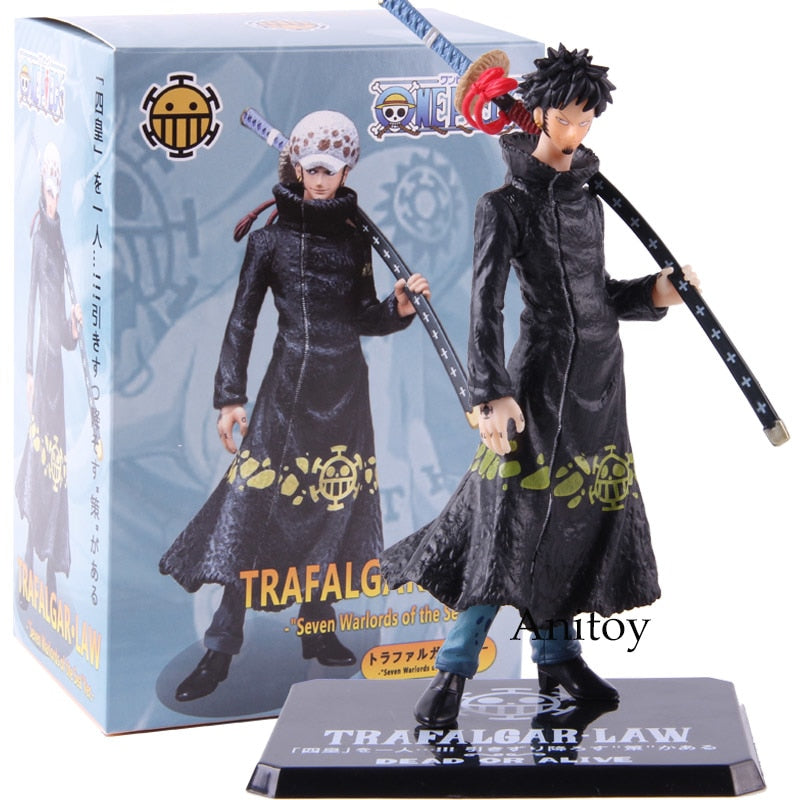 Statue Figuarts - ONE PIECE Trafalgar D. Law