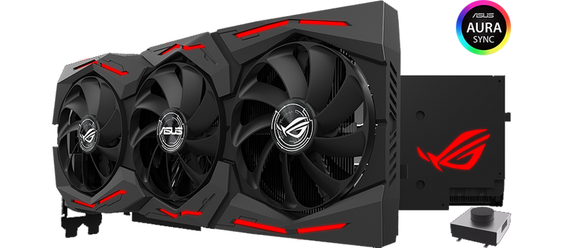 ASUS RTX 2070 super GAMING ROG-STRIX
