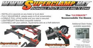 Superclamp Product Clamps, Superglides, Hooks and more.