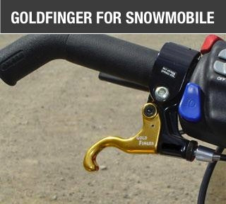 Goldfinger left hand throttle