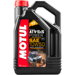 Motul ATV/SXS Power 4T Synthetic Oil