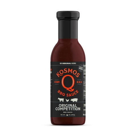 Competition BBQ Sauce