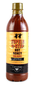 Tupelo Two-Step BBQ Sauce