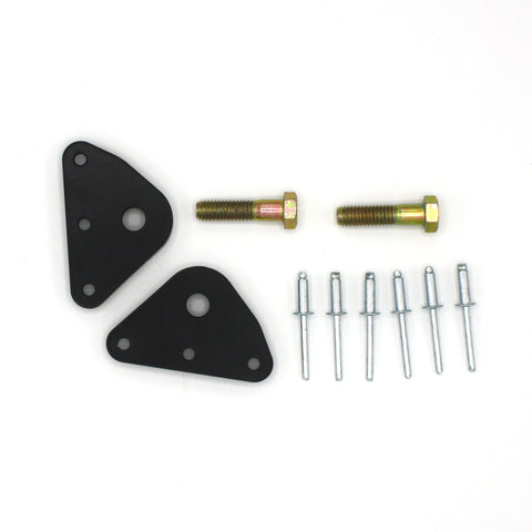 2.5 Drop Bracket Kit