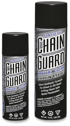 MAXIMA 100% SYNTHETIC CHAIN GUARD