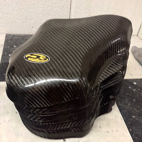 P3 Carbon Timbersled Case Guard