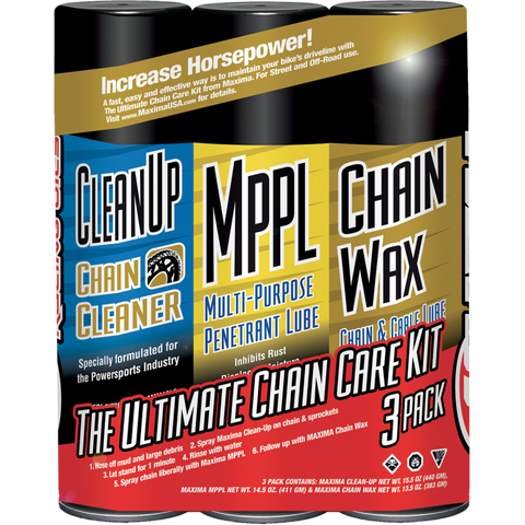 MAXIMA CHAIN CARE KIT