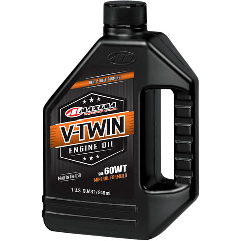 MAXIMA V-TWIN PRE EVOLUTION ENGINE OIL