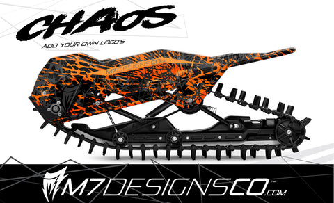 Camso Tunnel Wraps Chaos Design