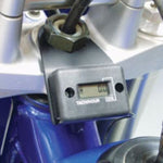 Hardline Hour Meter Mount Steering Stem Bracket