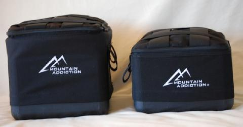 Mountain Addiction Bags