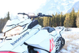 Diamond LED light kit for snowmobile