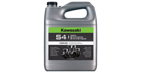 Kawasaki Synthetic Oil