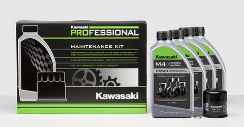 KAWASAKI MINERAL OIL MAINTENANCE KITS