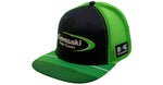 Kawasaki Team Green Trucker Cap