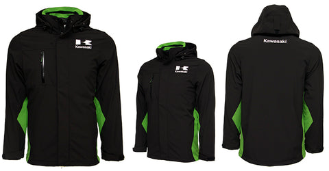KAWASAKI 3IN1 SOFT SHELL JACKET