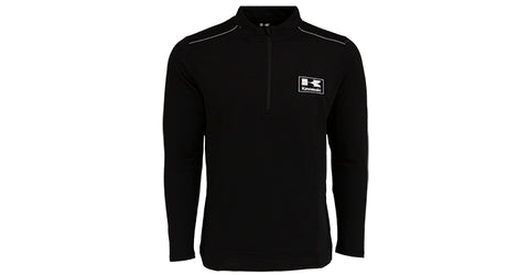 Kawasaki Performance Fleece 1/4 Zip Pullover Sweatshirt