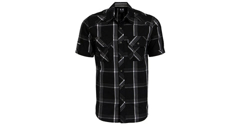 Kawasaki Short Sleeve Button Down Shirt