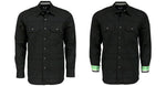 Kawasaki Long Sleeve Button Down Shirt