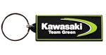 Kawasaki Team Green Key Chain