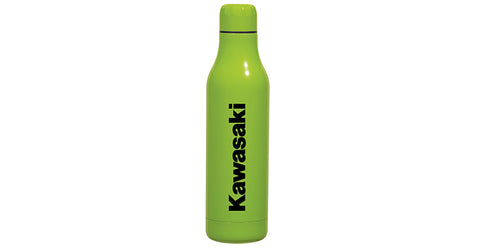 Kawasaki Water Bottle, Green