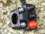 RMC Button switch housings