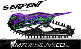 Camso Tunnel Wraps Serpent Design