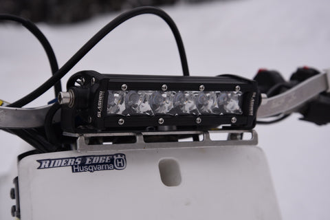 "Slasher 7.5"" LED light bar"