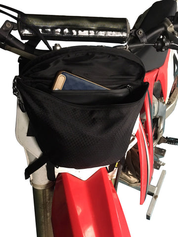 SP1 40 Below Number Plate Bag