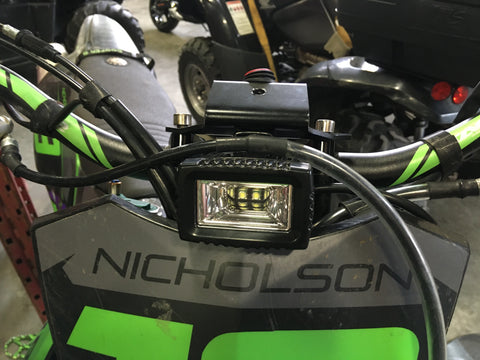 Rmc New Light Kit Over Bar Mount (C3 Mount)